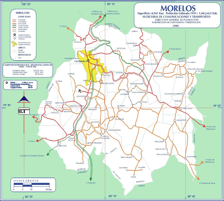 guia mapa: